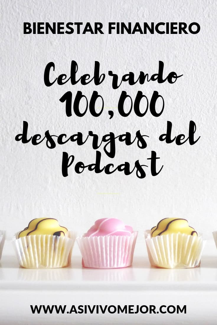 Alcanzamos 100,000 descargas del Podcast