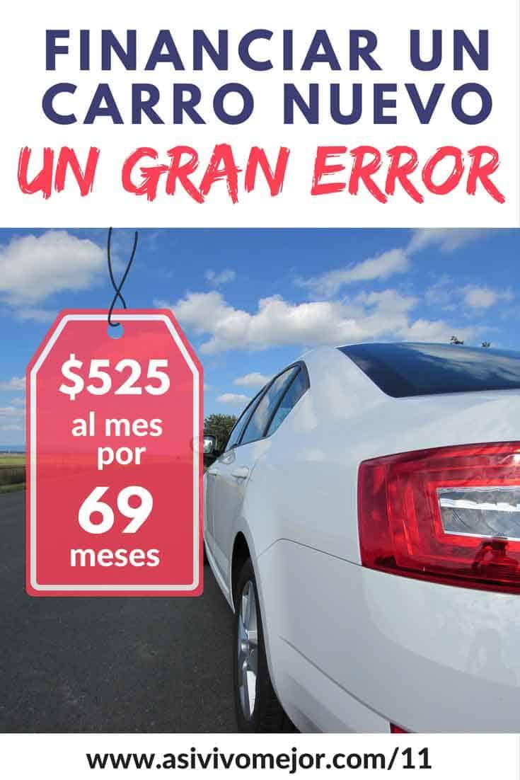 #11 Financiar un auto | El peor error que puedes hacer