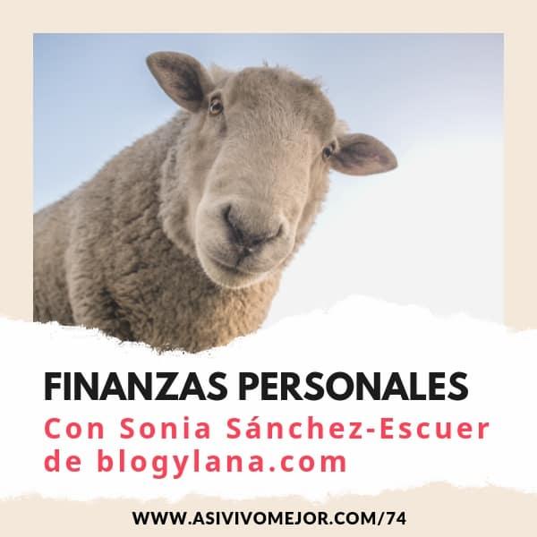 Finanzas personales con Sonia Sánchez-Escuer